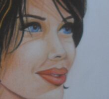 Hunter Tylo by catwixen