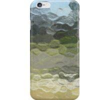 Marbled Landscape iPhone Case/Skin