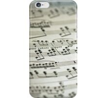 Love....time.....music.... always take a little liberty iPhone Case/Skin