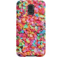 Colorful Cereal Samsung Galaxy Case/Skin