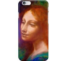 Leonardo's Angel iPhone Case/Skin