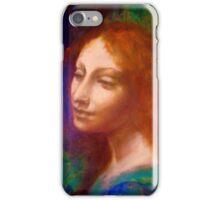 Leonardo's Angel iPhone Case/Skin