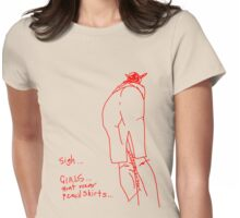 Pencil Skirt...Sigh... T-Shirt