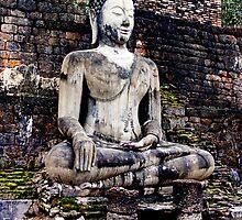 Big Buddha by Dave Lloyd