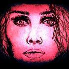 Memory series, red by Rose Loya