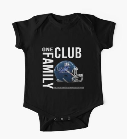 One Club One Family One Piece - Short Sleeve