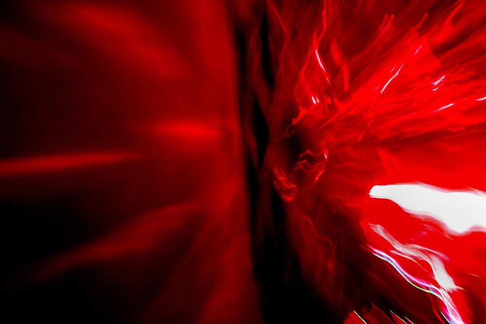 Collision in Crimson by Godfrey Blackwood