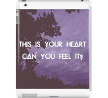 Laura Palmer - Bastille iPad Case/Skin