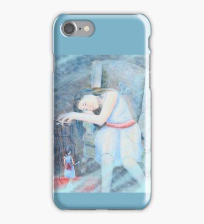 Winding Down iPhone Case/Skin