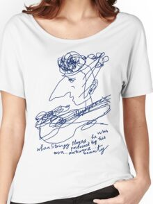 Stringy Women's Relaxed Fit T-Shirt
