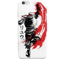 Traditional Fighter iPhone Case/Skin