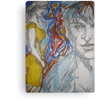 Constant Craving Canvas Print