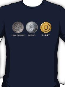 Pieces of 8-BIT T-Shirt
