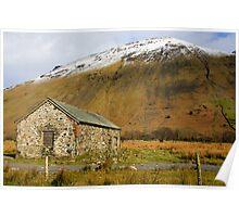 Stone Dwelling Poster