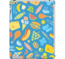 Food glorious Food! iPad Case/Skin