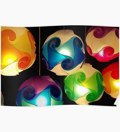 Light Shades Poster