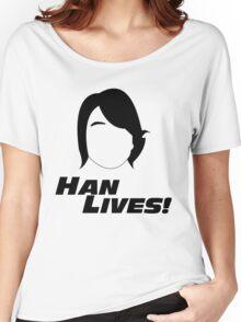 Han Lives! Women's Relaxed Fit T-Shirt