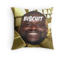 BI$CUIT Throw Pillow