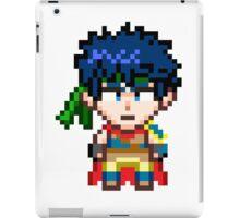 Ike - Fire Emblem Smash Bros Mini Pixel iPad Case/Skin