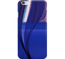 Blue Wave-Available As Art Prints-Mugs,Cases,Duvets,T Shirts,Stickers,etc iPhone Case/Skin