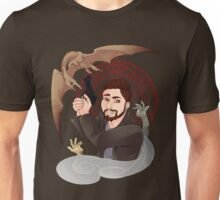 Harshly Critical about Silent Hill Unisex T-Shirt