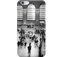 In Transit iPhone Case/Skin