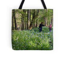 PA BlueBells Tote Bag