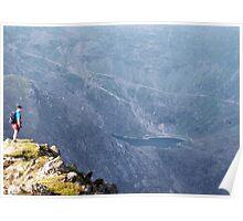 Seeing Snowdonia Poster
