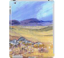 A landscape iPad Case/Skin