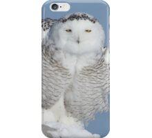 Winter Coat iPhone Case/Skin