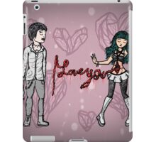 With All My Guts iPad Case/Skin