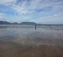 Inch Beach, Dingle, Ireland by MarieJones