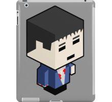 Scareface Blockhead iPad Case/Skin