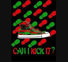 Can I Kick It? Zipped Hoodie