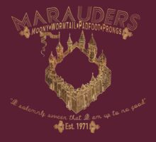 marauders shirt by suzeejobs
