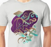 purple bubble Unisex T-Shirt