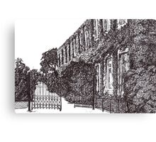Melbourne University Canvas Print