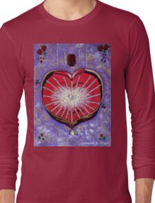 ENLIGHTENED HEARTS Long Sleeve T-Shirt