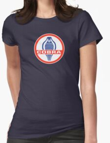 Shelby Cobra Womens Fitted T-Shirt