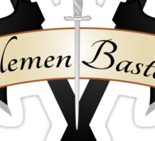 Gentlemen Bastards Sticker