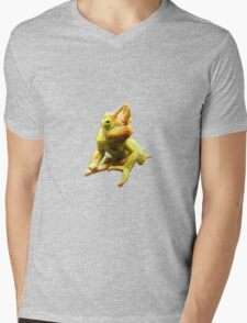 Cameleon    TEE Mens V-Neck T-Shirt