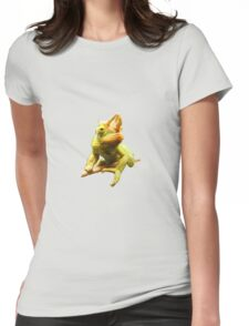 Cameleon    TEE Womens Fitted T-Shirt