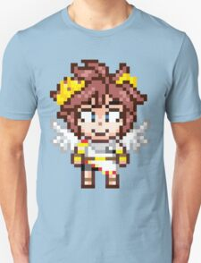 Kid Icarus Pit - Smash Bros Mini Pixel Unisex T-Shirt