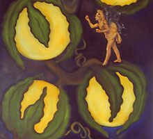 Fairy World #20 'The New Moon Vine' by Heather Alley