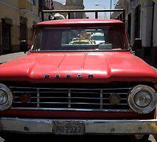 Red Fargo by Ben Ryan