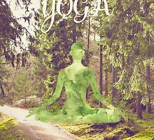 Yoga Forest Book by Pranatheory