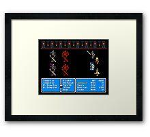 Dragon Fantasy Framed Print
