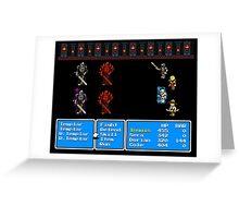 Dragon Fantasy Greeting Card