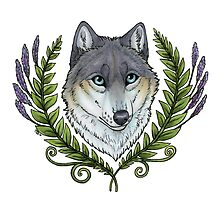 Nature Wolf by TalksToDogs