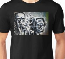 Twilight Zone Eye of the Beholder Rod Serling CBS TV Show Unisex T-Shirt